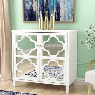 Savings Musselwhite Mirror Accent Cabinet ByHouse of Hampton