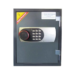 Electronic Lock Fire Safe 0.9 CuFt by Wilson Safe