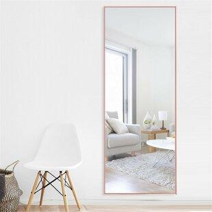 Rose Gold Full Length Mirror Wayfair