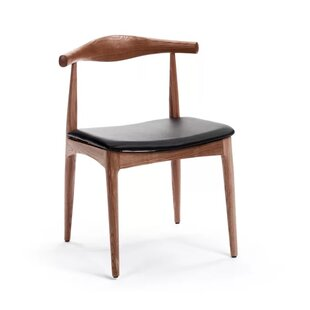 Chancy Solid Wood Dining Chair by Corriga..
