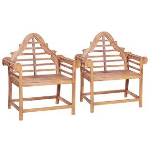 On Sale Garden Chair (Set Of 2)