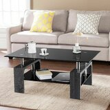 Coffee Table with Storage by Latitude Run®