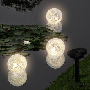 Led Fountain Pond Lighting Set