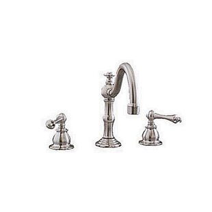 Strom Plumbing by Sign of the Crab Widespread Bathroom Faucet