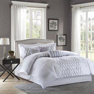 Winston Porter Ottley 7 Piece Comforter Set