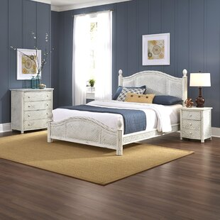 Dessie Platform 3 Piece Bedroom Set by Beachcrest Home