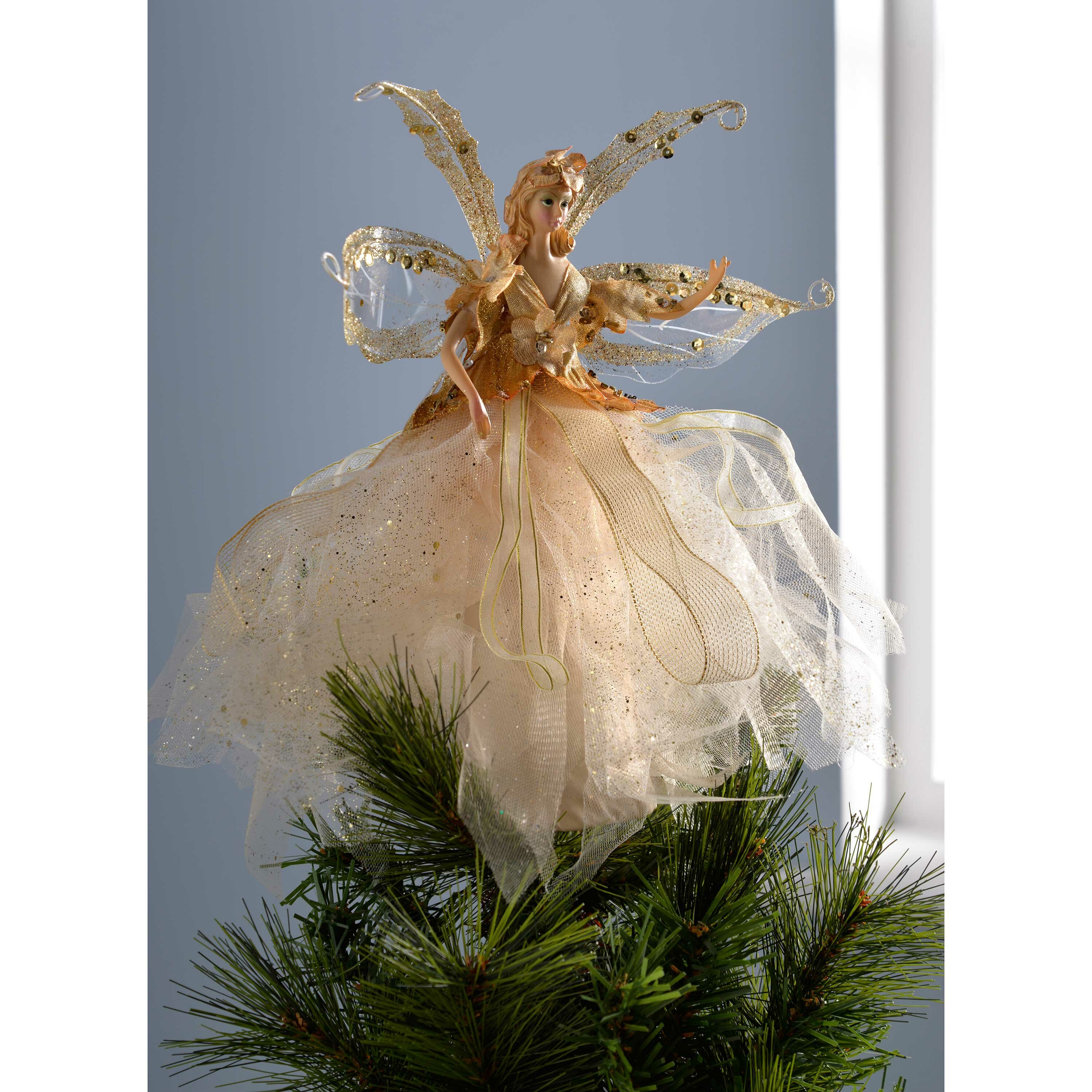 Fairy Christmas Tree Topper Reviews