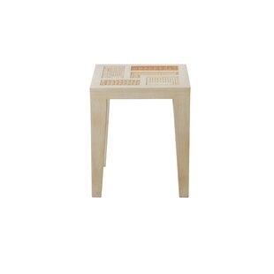Read Reviews Ito Kish End Table by Oggetti