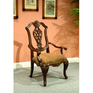Marguax Solid Wood Dining Chair (Set of 2..
