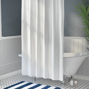Vinyl Single Shower Curtain Liner