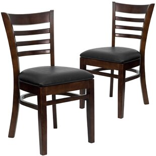 Winston Porter Chafin Upholstered Dining Chair (Set of 2)