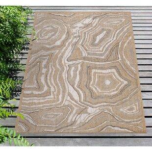 Cisco Agate Sand Indoor/Outdoor Area Rug