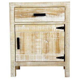 Breland 1 Door Accent Cabinet by Union Rustic