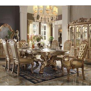 Astoria Grand Welliver 7 Piece Extendable Dining Set