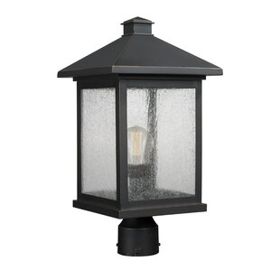 Find Leroy 1-Light Glass Shade Lantern Head By 17 Stories