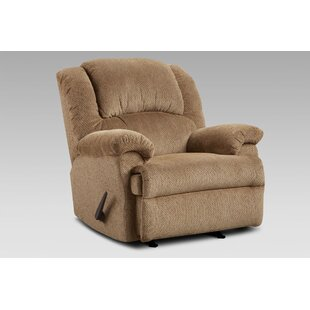 Pfarr Manual Rocker Recliner by Winston Porter