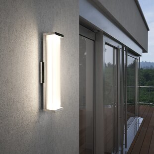 Troas LED Outdoor Sconce