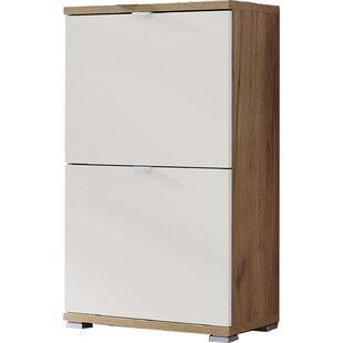 Espinoza 8 Pair Shoe Storage Cabinet By Ebern Designs