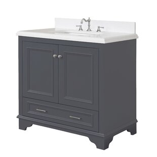 Find for Nantucket 36 Single Bathroom Vanity Set By Kitchen Bath Collection