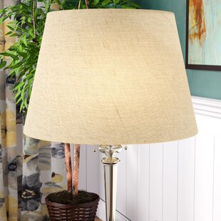 Tapered 18 Linen Empire Lamp Shade