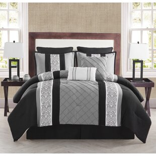 Willa Arlo Interiors Laney 8 Piece Comforter Set
