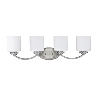 Price comparison Brookshire 4-Light Vanity Light By Three Posts