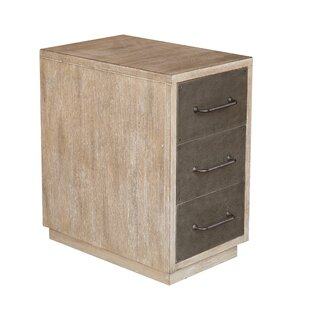 Neagle Industrial Style 3 Drawer Accent Chest by Loon Peak