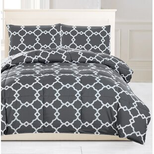 Moberg Greyson Down Alternative Reversible Comforter Set