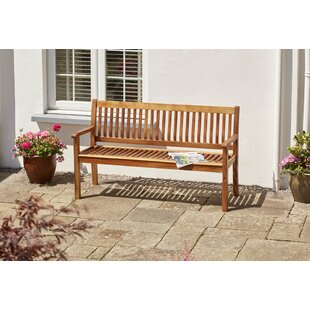Ladulf Solid Wood Bench By Sol 72 Outdoor