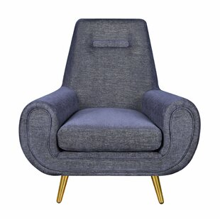 Rosanne Armchair by Everly Quinn 2019 Sale