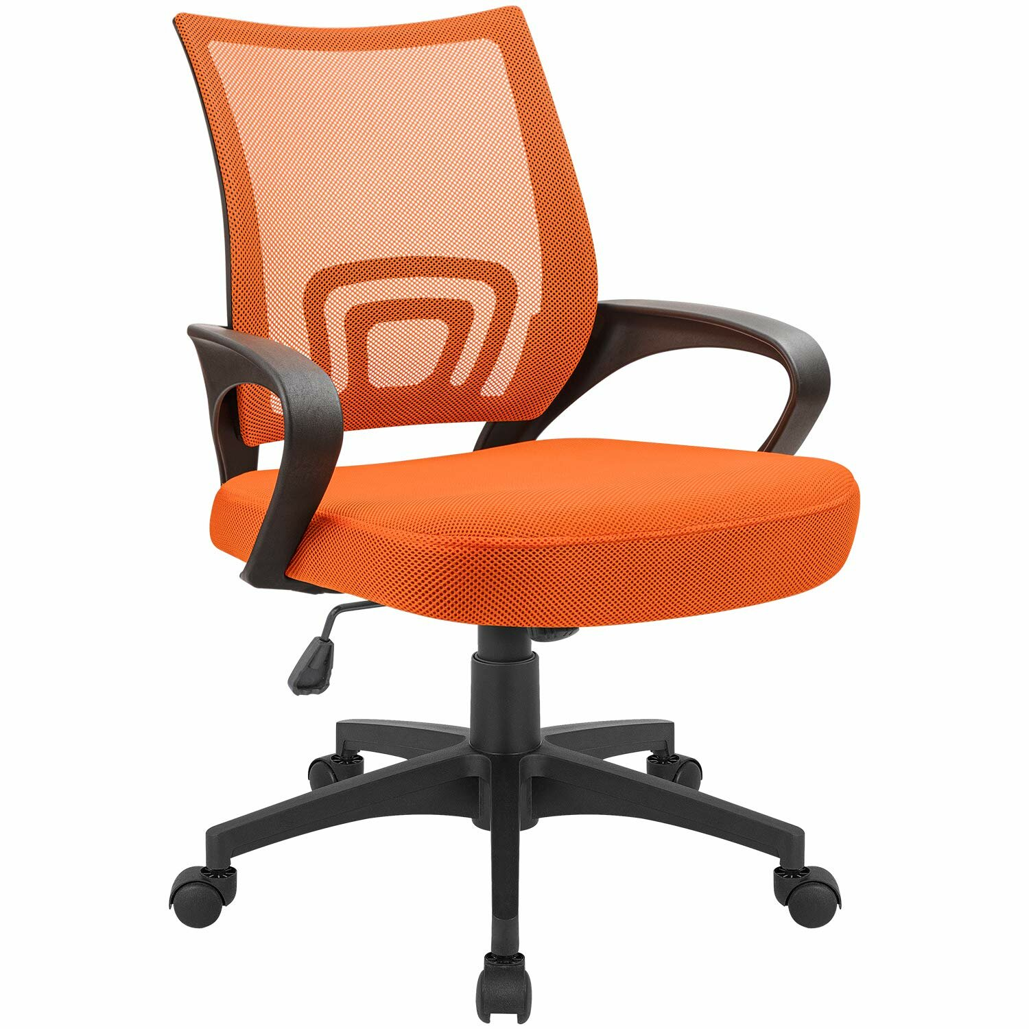 Picture of: Orange Office Chairs You Ll Love In 2020 Wayfair