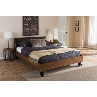 Swaffham Upholstered Platform Bed
