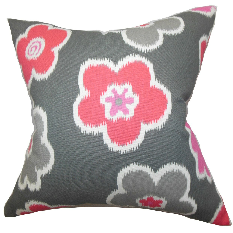 Latitude Run Bunbury Floral Bedding Sham Wayfair