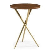 Ethan Cross Legs End Table by CTH Occasional