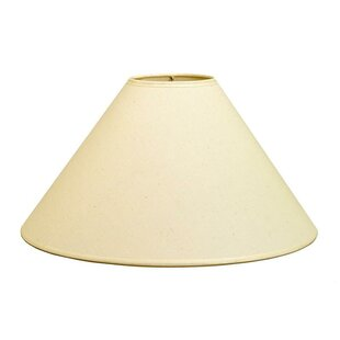 16 inch high lamp shade wayfair 18 linen empire lamp shade aloadofball Image collections