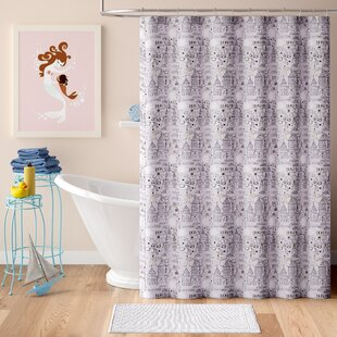 Brimmer Single Shower Curtain
