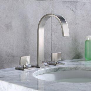 Luxier Widespread Bathroom Faucet