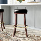 Beechwood Backless Bar & Counter Stool by Regal