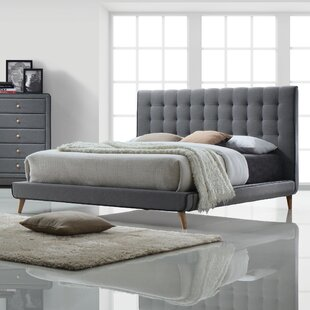 Minnesota Upholstered Platform Bed
