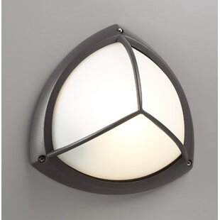 Ebern Designs Troxell Outdoor Bulkhead Light