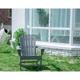 Plastic Adirondack Chair (Set of 2)