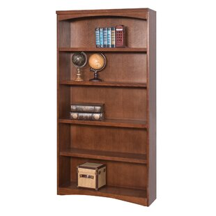 Benno Standard Bookcase by Millwood Pines