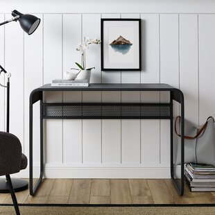 Bower Curve Edge Desk