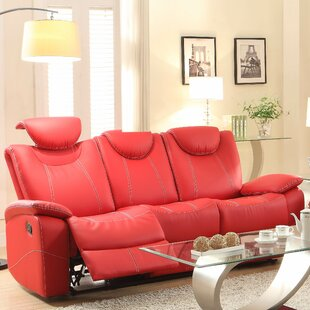 Erik Double Reclining Sofa..