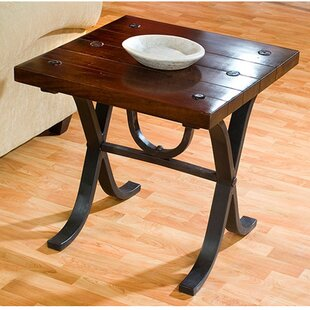Xan End Table by Millwood Pines