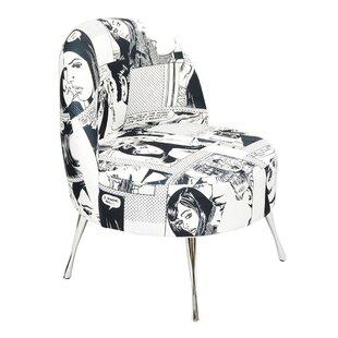 Comiks Loft Tub Chair By Happy Barok