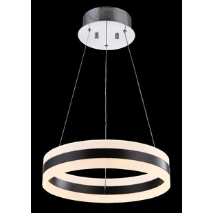 Whitfield Lighting Rasine 1-Light Pendant