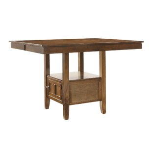 Dahlonega Solid Wood Dining Table