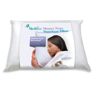 Gel Waterbase Memory Foam Standard Pillow by Mediflow