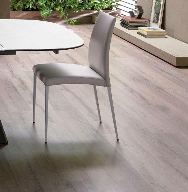 YumanMod Nova Upholstered Dining Chair (Set of 2)